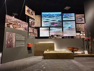 探究新石器時代大湖文化史前人生活 南科考古館人骨展線上開展