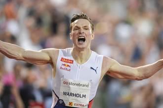 田徑》挪威名將破29年世界紀錄 400公尺跨欄顯神威