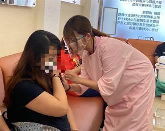 開放接種 台中市孕婦打爆電話 苦嘆:疫苗沒了!