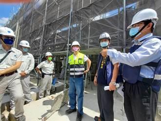 職安署隨機挑3營建工地勞檢  全都違職安法遭停工
