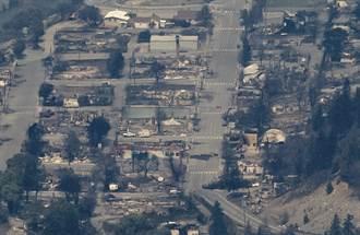加拿大西部熱浪致災 小鎮焚毀千人撤逃