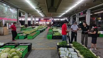 北部市場頻爆群聚 花蓮果菜、畜禽肉品市場652人7/5打疫苗