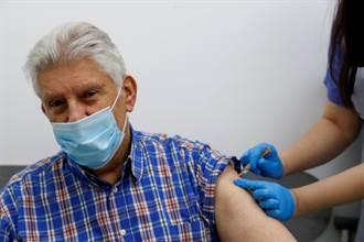 英国:逾65岁打两剂AZ疫苗  防染疫致死效力达94%
