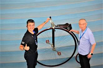 中科自行文化探索館線上自行車塗裝賽