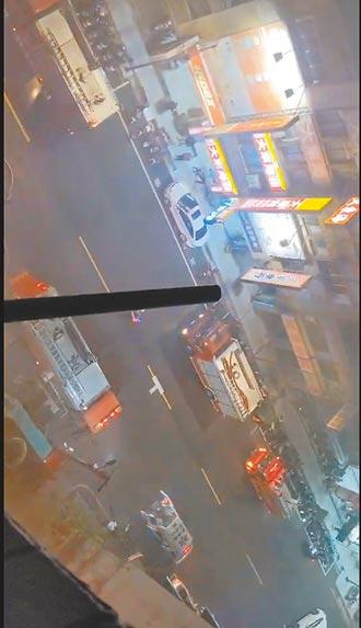 傳教士直播數消防車 以為自己能獲救