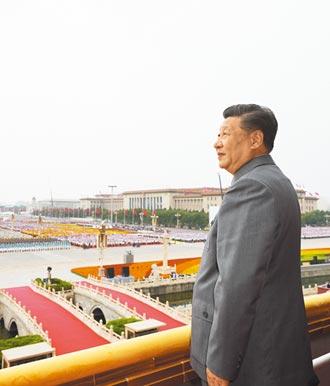 中共元老齊聚 獨缺江澤民