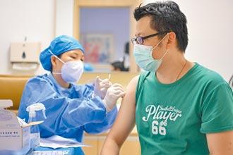 拚疫苗保護力 大陸4成接種者打完2劑