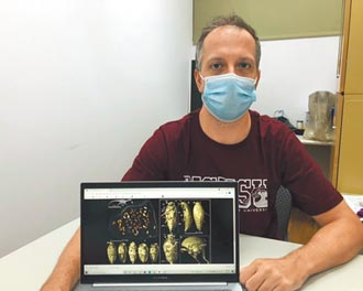 中山大學發現 2.3億年龍糞中新甲蟲