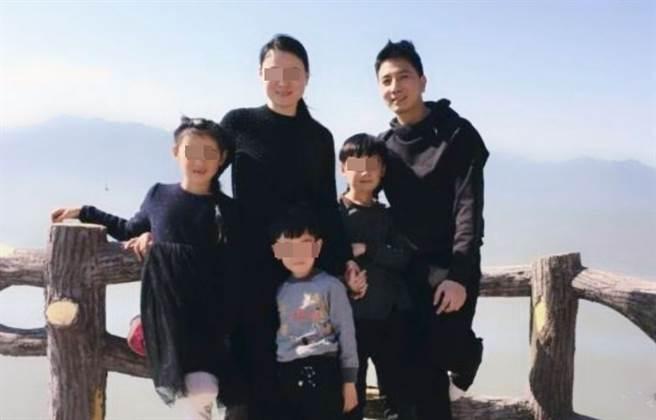 3年前的一場惡火,讓林生斌失去了最愛的妻子與3子女。(取自林生斌微博)
