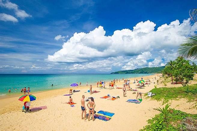 喀塔海灘及喀倫海灘(圖片:泰國觀光局提供)