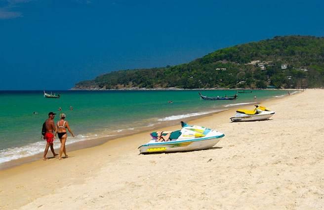 喀倫海灘 (圖片:泰國觀光局提供)