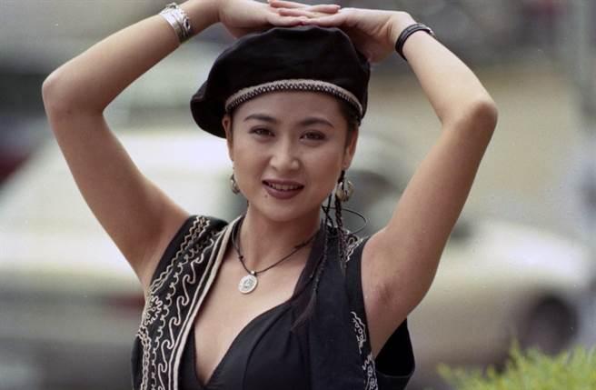 吳雪雯曾是晶女郎,有知名度但一直沒大紅。(資料照/張兆輝攝)