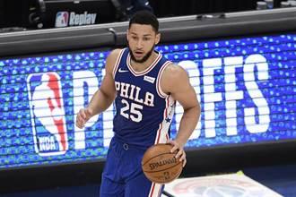 NBA》布羅格登加首輪籤換班西蒙斯 七六人拒絕