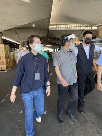 再添5確診!台北市批發市場大規模採檢 已215人染疫