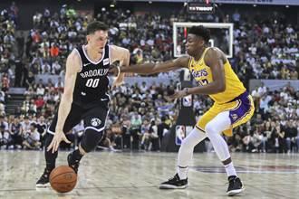 NBA》被冰怕了?字母弟遭爆離開湖人回希臘打球