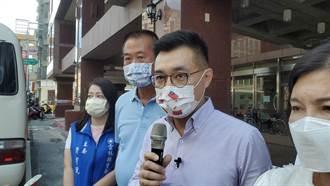 各地搶打莫德納 江啟臣:地方政府有施打能力只缺疫苗