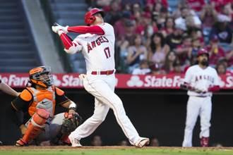 MLB》前役先發0.2局躲敗 大谷翔平:今天換我打回來