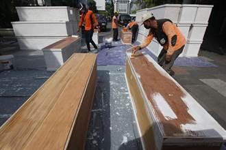 專家:印尼疫情嚴重低估 恐燒至8月