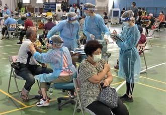 金門莫德納疫苗打氣強強滾 2天3580人完成接種