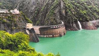1個月進補3成水量 德基隨時可救急發電