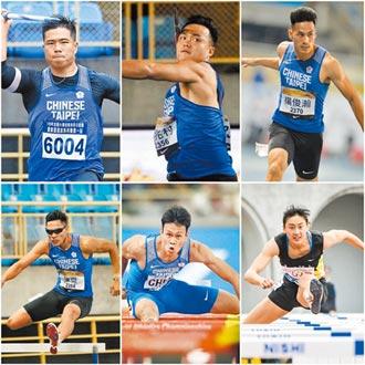 前進東奧倒數20天》田徑最大金牌庫 男子短跑百家爭鳴