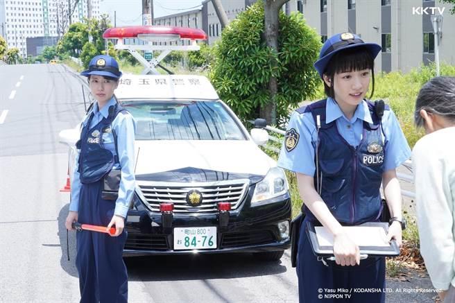 《秘密內幕-女警的反擊》。(KKTV提供)