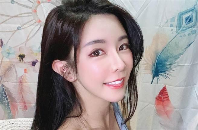 巫苡萱擁有陽光甜美的形象,許多粉絲喜愛著她。(圖/巫苡萱IG)