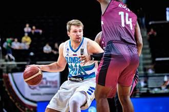 東奧男籃資格賽》東契奇準大三元 斯洛維尼亞輕鬆闖決賽