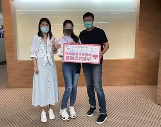 林書煒、蔡詩萍花20萬捐1000件隔離衣  暖心喊話醫護