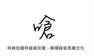 陳念初》林昶佐嗆柯的逆襲!