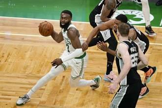 NBA》綠軍把布朗當非賣品 除非換利拉德或畢爾