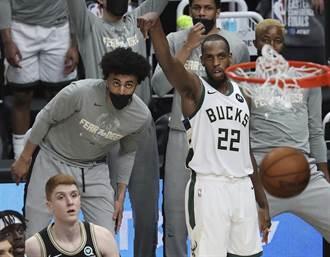 NBA》米德頓第3節爆發 公鹿相隔47年重返總冠軍賽
