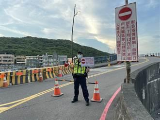 基隆5天4度「嘉玲」 風景區嚴格人車管制