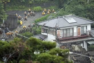 日本熱海土石流 外出就醫、逃往3樓都躲過一劫