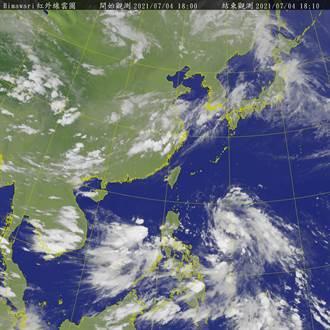 準颱風烟花最快明白天海警 今晚起變天 這區雨最大