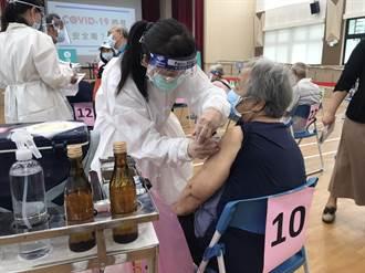 基隆75歲以上施打率66% 5日起為72至74歲長者接種