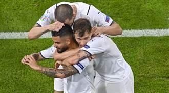 歐國盃》頂尖4強奪冠賠率出爐 義國拚連33場不敗神話