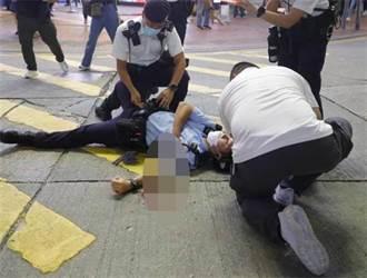 涉在網上發表煽動殺警言論 港警拘捕1男1女