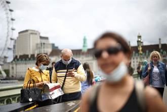 英格蘭擬不再強制戴口罩 本月有望如期解封