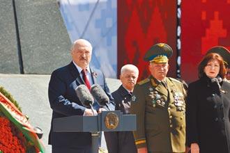 槓上烏克蘭 白俄羅斯封鎖邊境