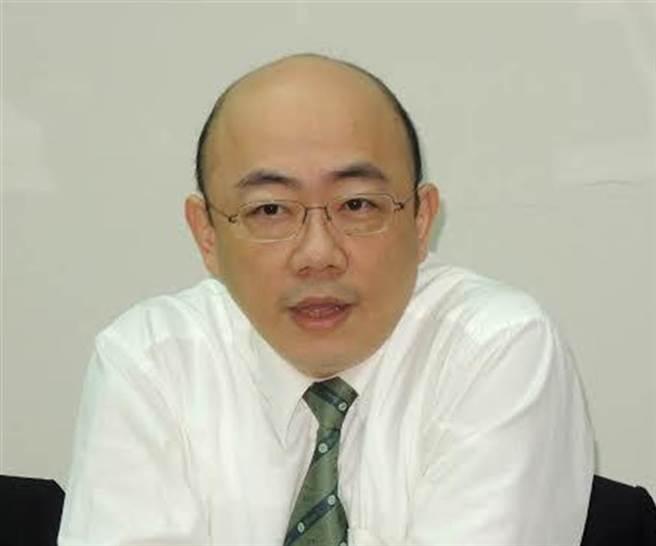 前民進黨立委郭正亮。 (圖/本報資料照片)