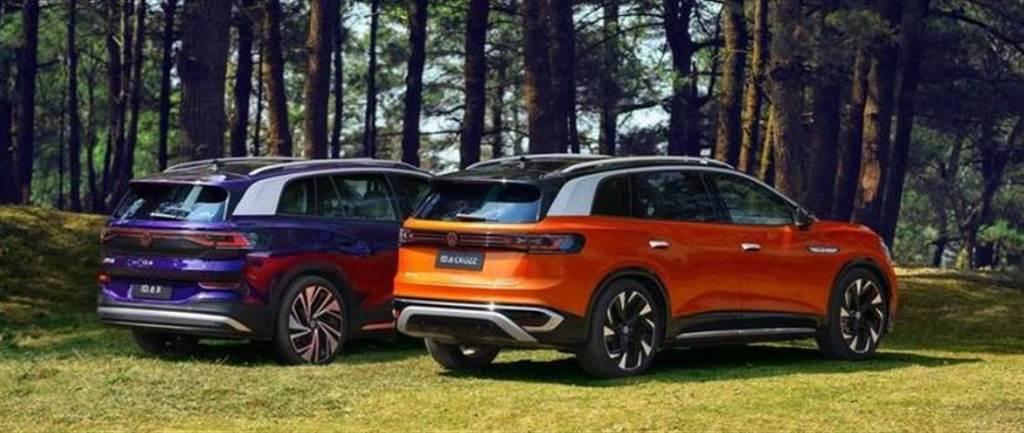 百萬元出頭就可買到的七座電動車,福斯 ID.6 CROZZ 大陸市場售價公布