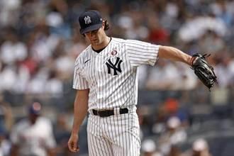 MLB》王牌失手、守護神放火 洋基輸掉地鐵大戰