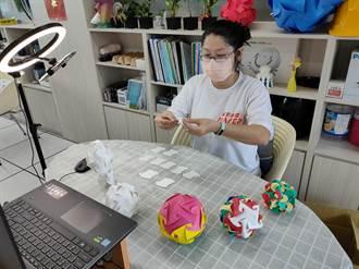 新北創客社群實作線上課程 教學童3D捏塑、AI製作畢業禮物