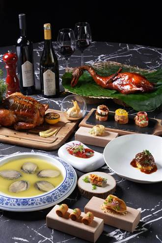 台北星餐廳跨品牌菜系合作 「米其林六星饗宴」外帶餐開賣