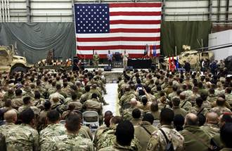 傳1000美軍將續留阿富汗 塔利班嗆聲