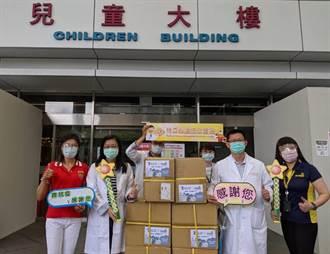 支援台灣抗疫 金門王大夫捐5000份一條根藥膏