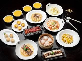 文華東方酒店中西式4人分享餐 外帶較內用省三成