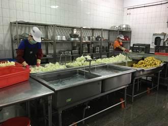金門中央廚房優化學校午餐 學生吃得開心家長安心