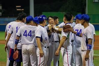 棒球》U23培訓名單出爐 中華隊待三級緩解後才集訓